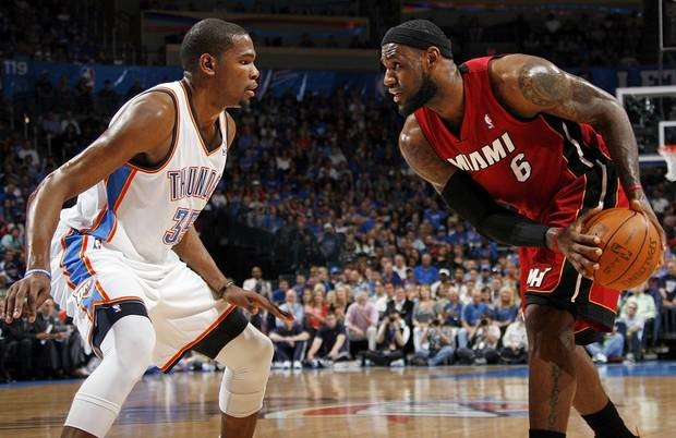 NBA Finals Preview: OKC Thunder vs Miami Heat