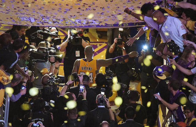 Reflections on Greatness: Kobe Forever